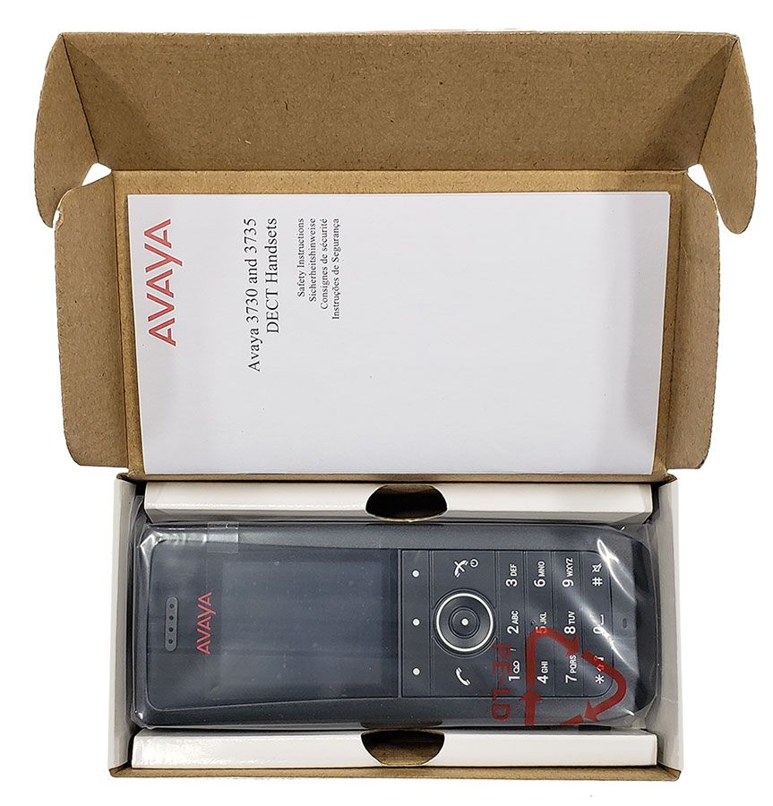 Avaya 3735 Wireless Handset (700513192)