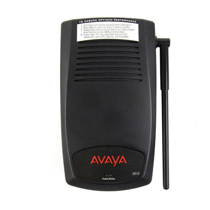 Avaya 3910 Wireless Telephone (700305113)