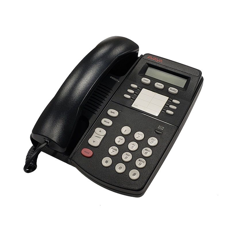 DESK TOP STAND ONLY /& 4606 IP Telephone Set Avaya IP Office /& Magix 4406D