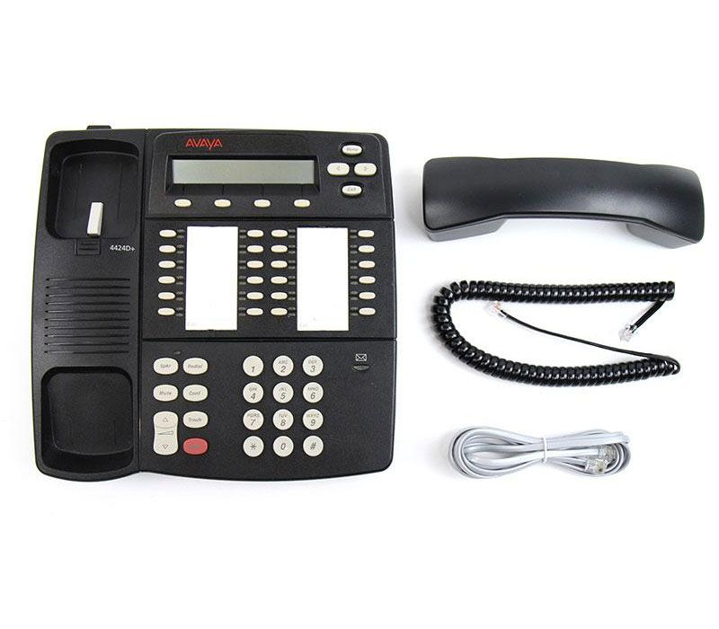 Avaya 4424D+ 24-Button Digital Telephone (108199084)