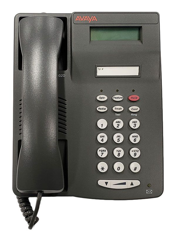 Avaya 6402D Single Line Digital Telephone (700019664)