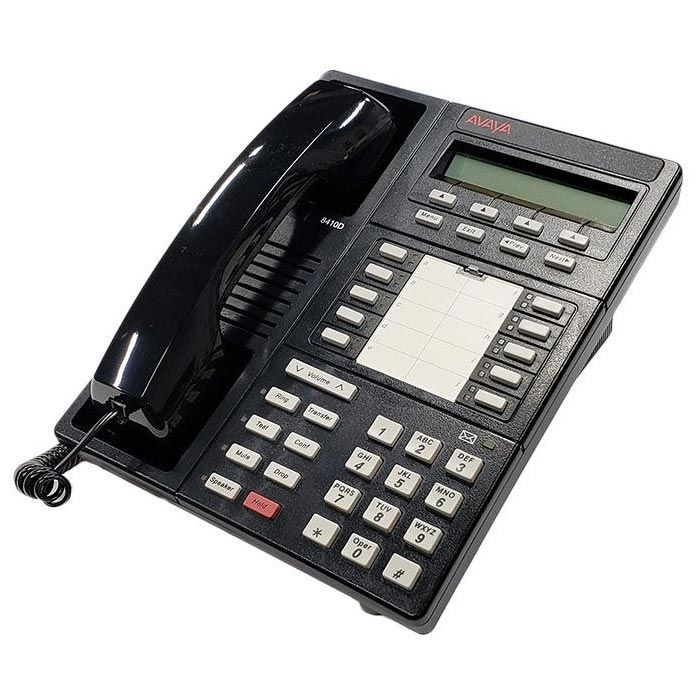 Avaya Definity 8410D Display Telephone