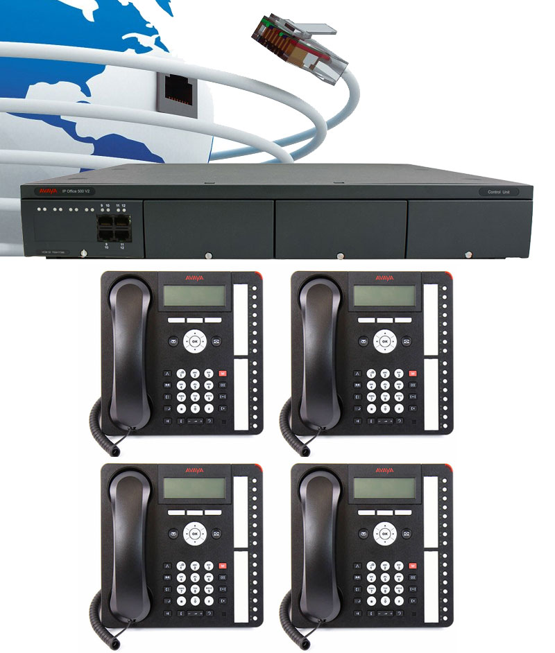 Avaya IP Office Pure IP Starter Package