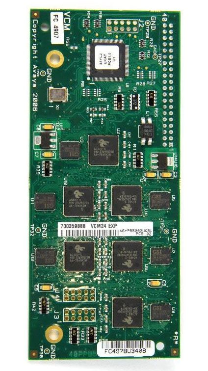 Avaya IP400 VCM 24 Expansion Kit (700359888)