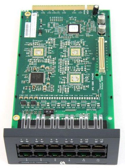 Avaya IP500 Analog Phone 2 Card (700431778)