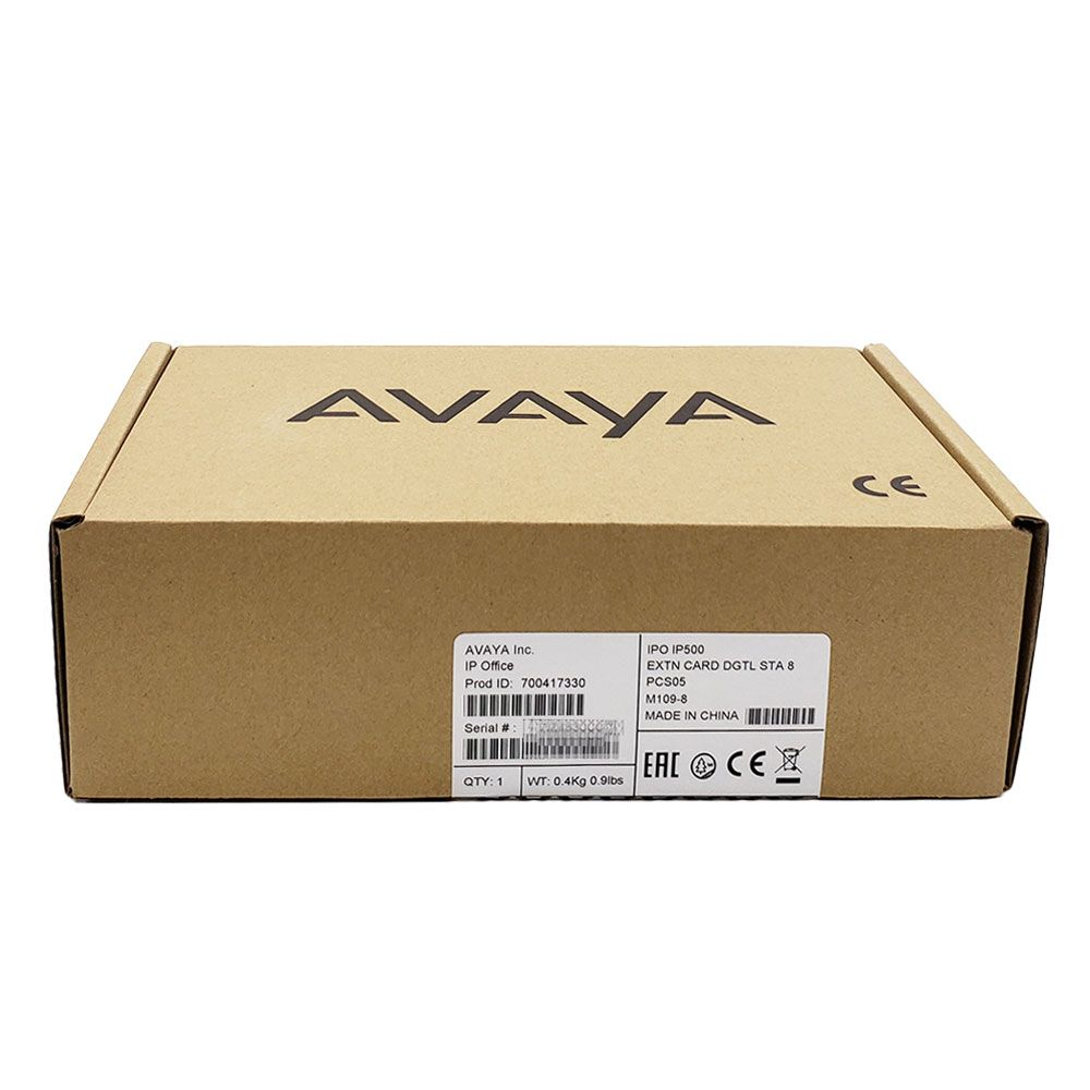Avaya IP500 Digital Station 8 Base Card (700417330)