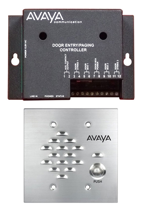 Bogen-Avaya Universal Door Phone Controller and Speaker (408466563)
