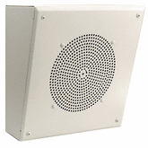 Bogen AMBSL1 Self-Amplified Metal Box Speaker (1 Watt)