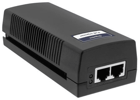 BV-Tech Single-Port Gigabit PoE+ Injector (POE-I100GH)