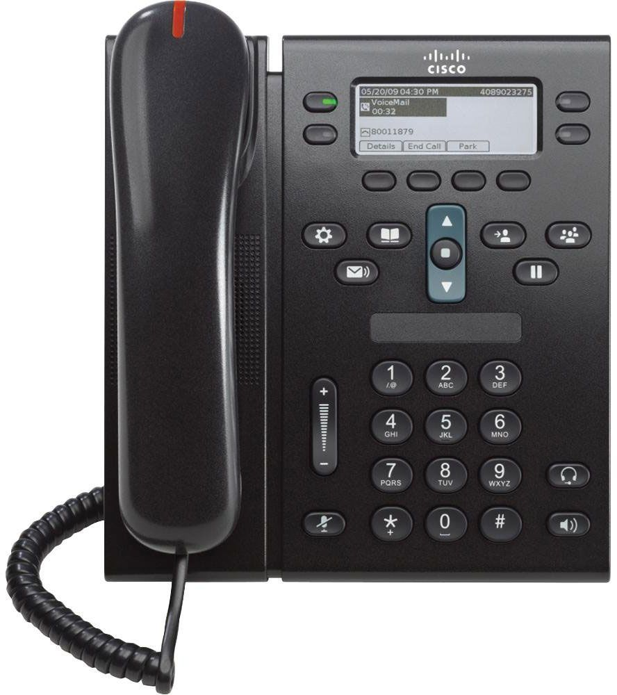 Cisco CP-6945-C-K9 Unified IP Phone 6945 Charcoal POE *Large Quantity Available*