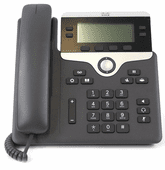 Cisco 7800 3PCC Series IP Phones