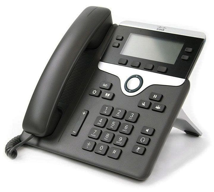 Cisco 7841 3PCC IP Phone (CP-7841-3PCC-K9=)