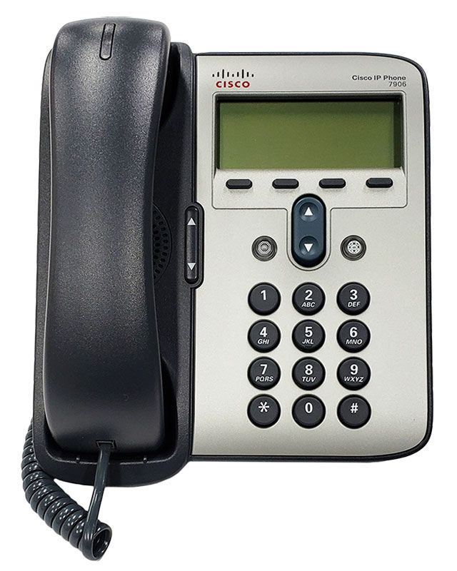 Cisco 7906G IP Phone (CP-7906G=)