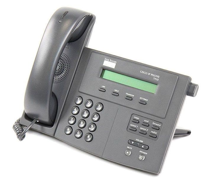 Cisco 7910G Unified IP Phone (CP-7910G=)