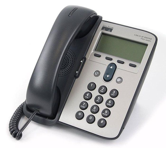 Cisco 7912G IP Phone (CP-7912G=)
