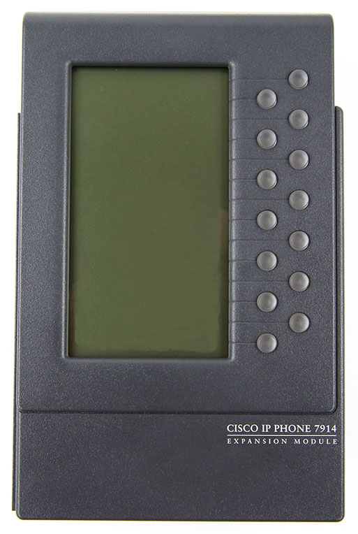 Cisco 7914 IP Phone Expansion Module (CP-7914=)
