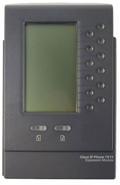 Cisco 7915 IP Phone Expansion Module (CP-7915=)