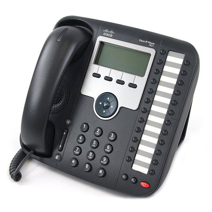 Cisco 7931G IP Phone (CP-7931G=)