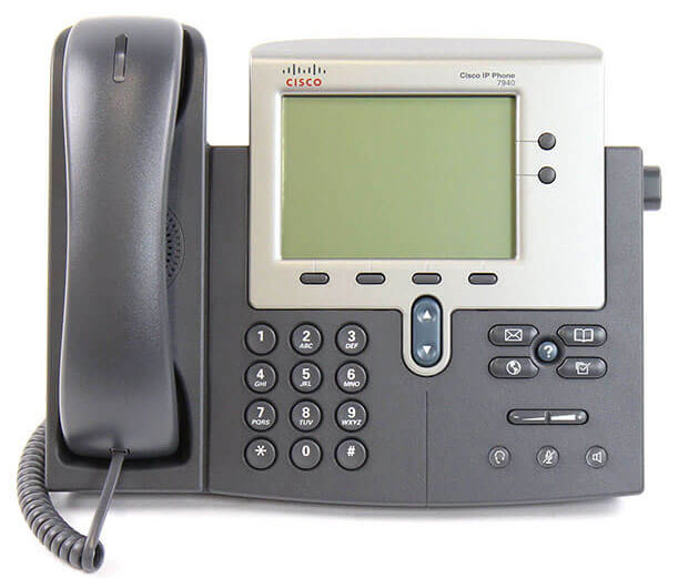 Cisco 7940 IP Phone (CP-7940=)