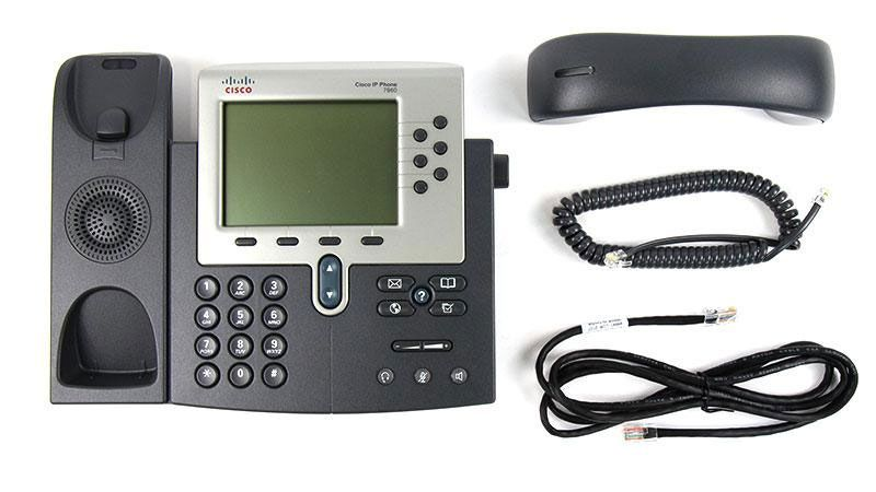Cisco 7960G IP Phone (CP-7960G=)