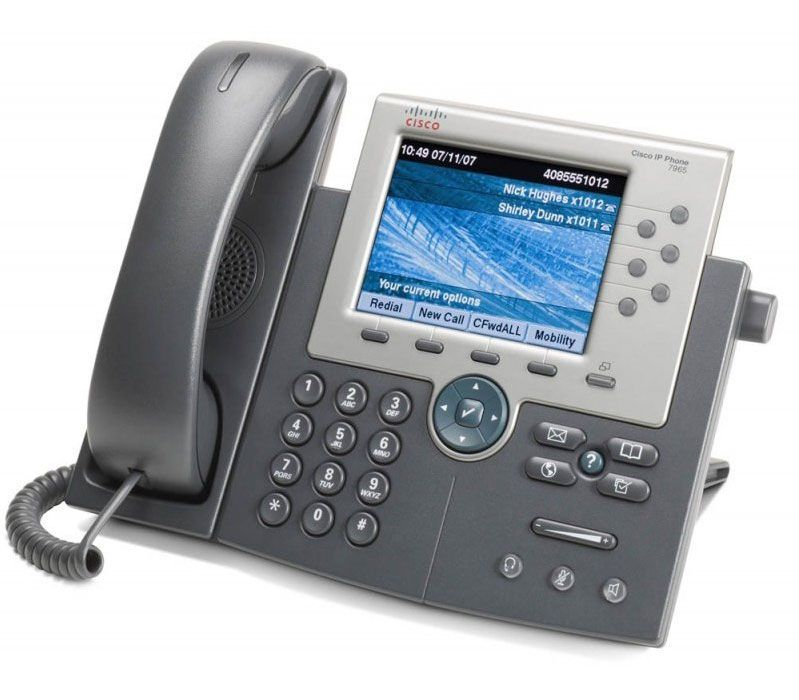 Cisco 7965G IP Phone (CP-7965G=)