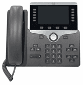 Cisco 8811 IP Phone with Multiplatform Firmware (CP-8811-3PCC-K9=)