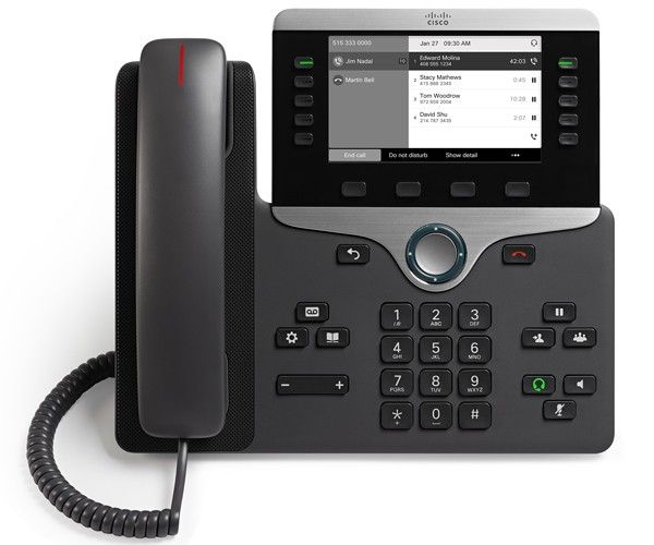 Cisco 8811 3PCC IP Phone (CP-8811-3PCC-K9=)