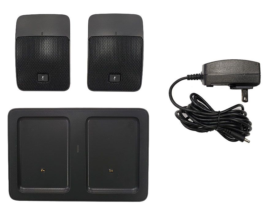 Cisco 8831 Wireless Microphone Kit (CP-8831-MIC-WLS=)