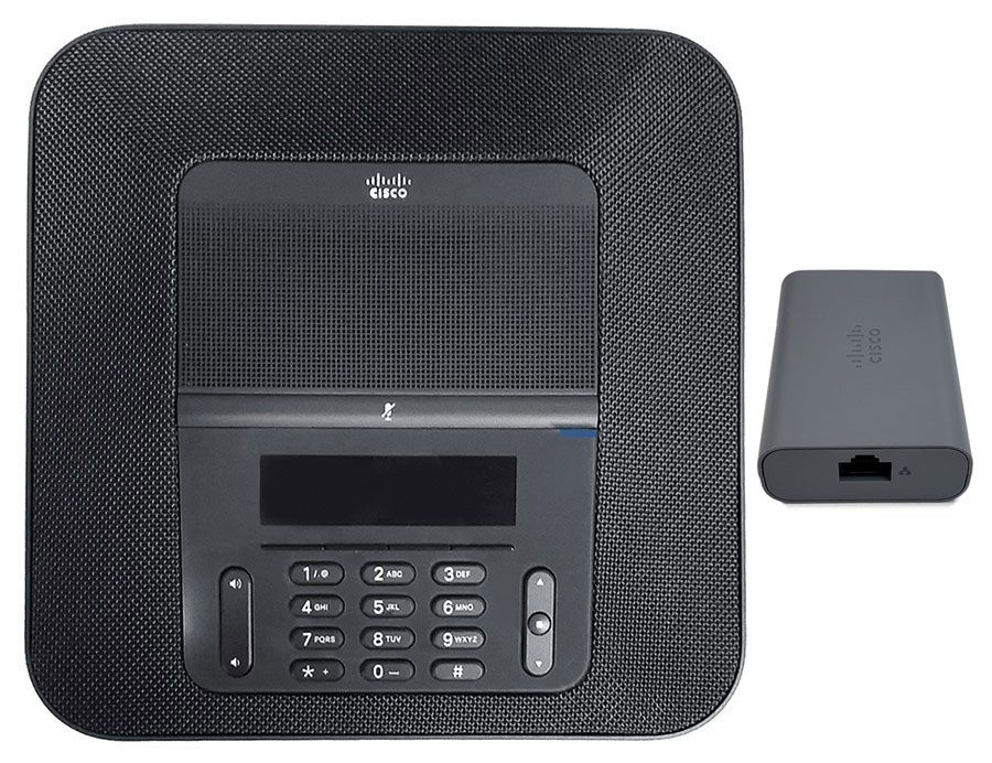 Cisco 8832 IP Conference Phone w/PoE Adapter (CP-8832-K9)