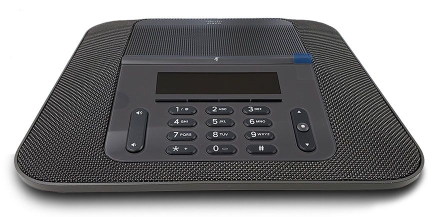 Cisco 8832 IP Conference Phone w/Multiplatform Firmware and PoE Adapter (CP-8832-3PCC-K9)