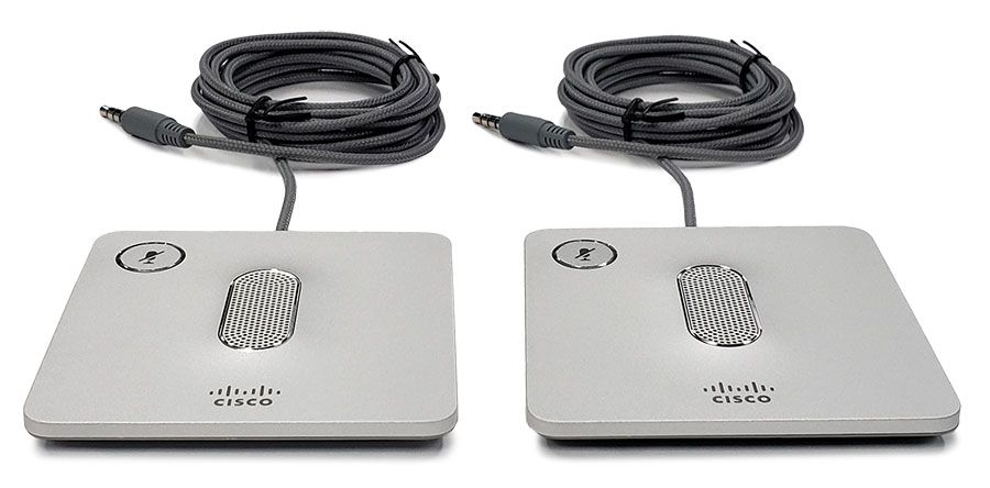 Cisco 8832 Wired Microphone Kit (CP-8832-MIC-WIRED=)