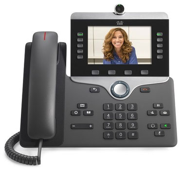 Cisco 8865 IP Phone (CP-8865-K9=)