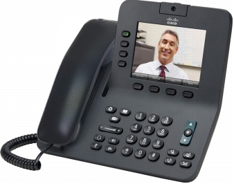 Cisco 8945 IP Phone Slimline (CP-8945-L-K9=)