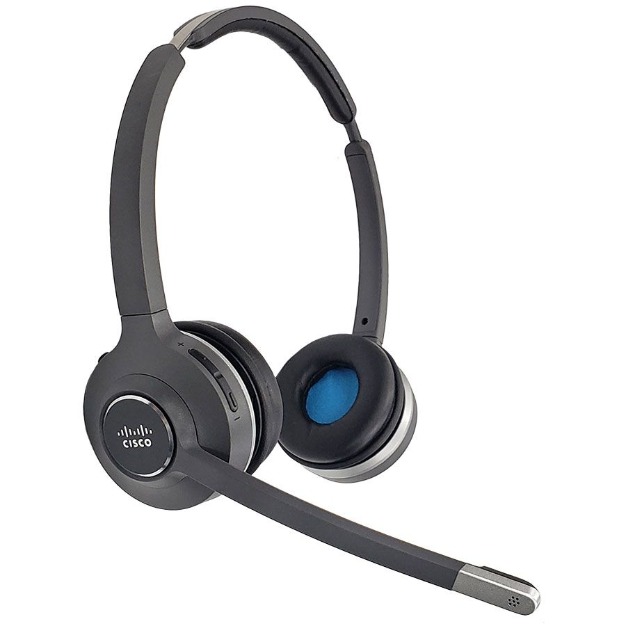 Cisco Headset 562 - Wireless, Dual, Standard Base Station (CP-HS-WL-562-S-US=)