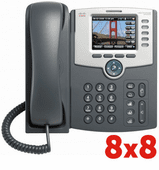 Cisco IP Phones Compatible with 8x8