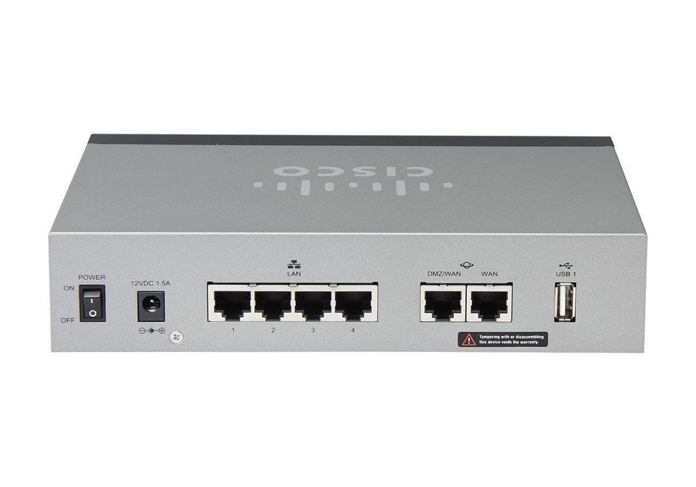 Cisco RV320 Dual Gigabit WAN VPN Router (RV320-K9-NA)