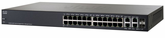 Cisco SG300-28PP 28-Port Gigabit PoE+ Managed Switch (SG300-28PP-K9-NA)