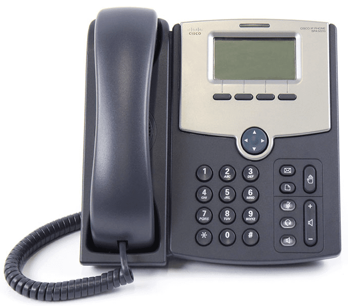 Cisco SPA502G 1-Line IP Phone