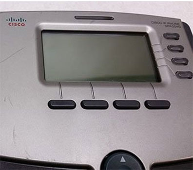 Cisco SPA504G 4-Line IP Phone Grade B