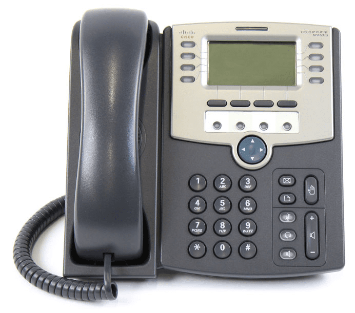 Cisco SPA509G 12-Line IP Phone