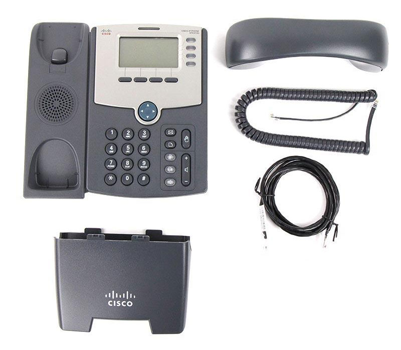 Cisco SPA514G 4-Line Gigabit IP Phone