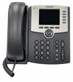 Cisco SPA525G 5-Line IP Phone w/Color Display