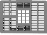 Definity 7400 Series Telephone Labels and Overlays