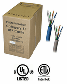 DynaCable Cat. 5E Plenum Bulk Cable (1000 Ft.)