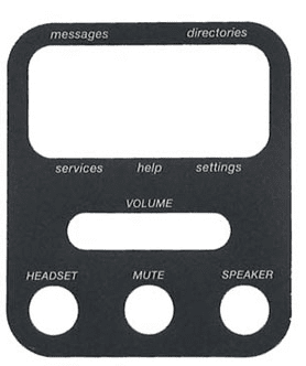 English Text Label for Cisco 7900 Series Global IP Phones