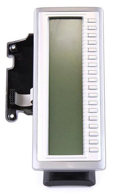 Expansion Module for IP Phone 1100 Series (NTYS08AAE6)