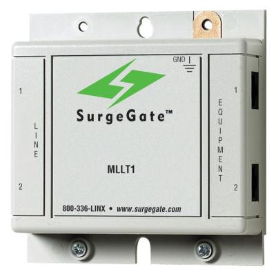 ITW Linx MLLT1 T1 or Lease Line Surge Protector