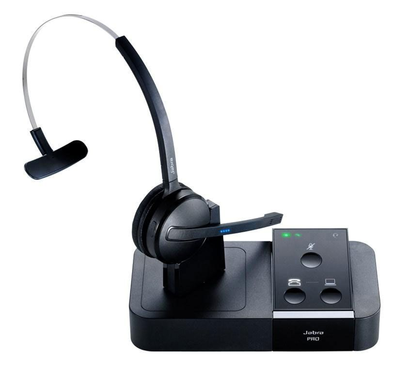 Jabra 9450 Wireless Headset Package for Avaya Telephones