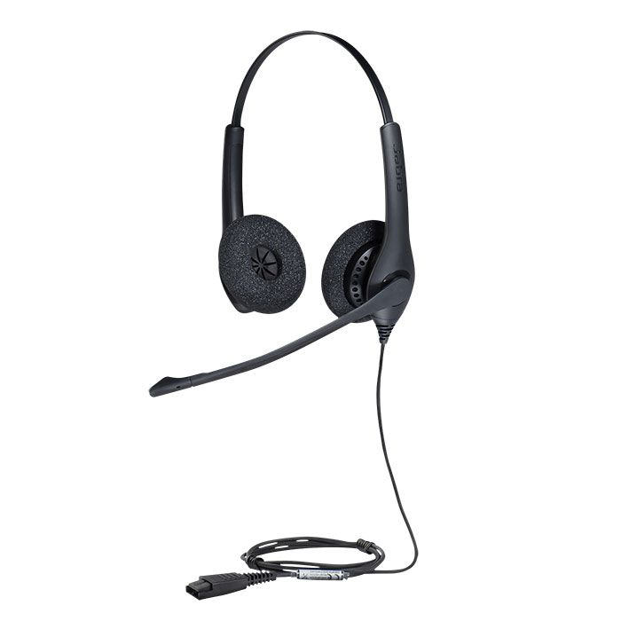 Jabra BIZ 1500 Duo QD Headset (1519-0157)