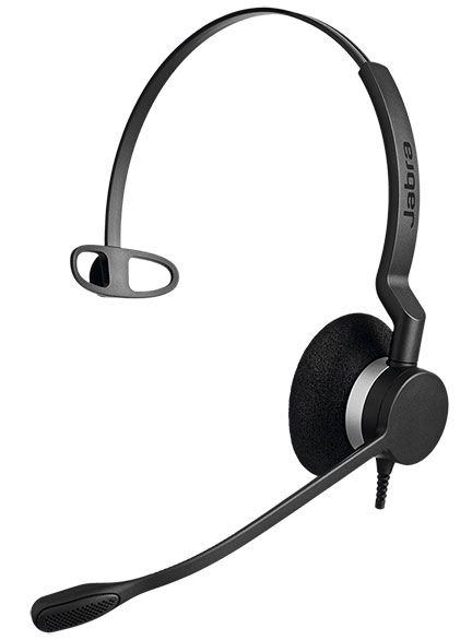 Jabra BIZ 2300 QD Mono Headset Package for Avaya IP Phones